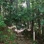 八木城登山口