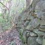 龍造寺隆信時代の石垣