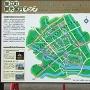 蟹江町観光案内マップ