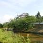 三階櫓(遠景)