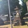 城址である愛宕神社