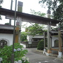 冠木門(天徳寺)
