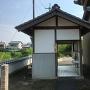 薬師寺境内のトイレ