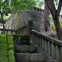 家康公廟所の石垣