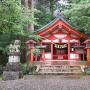 北畠神社拝殿