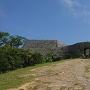 二の郭入り口石造アーチ門