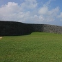 一の郭内部石垣