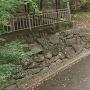 本丸堀の石垣