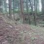 本丸を囲む堀
