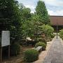 龍福寺境内