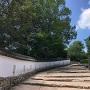 土塀と石垣