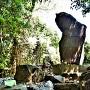 篠島聖跡 石碑
