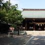 菊池城 菊池神社