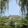 水堀と東櫓