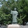 徳川斉昭公の銅像