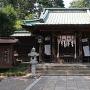 本丸跡(新田神社)