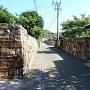 中村の武家屋敷通り1