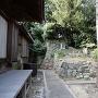神社裏の石垣①