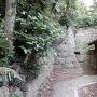 神社裏の石垣②