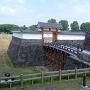 山形城の本丸一文字門