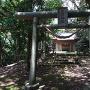 主郭の北野神社