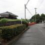 日吉浅間神社付近の石垣