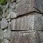 門跡の隅石