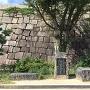 残念石(右が黒田、左が細川)