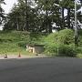 土塁(高浜門)