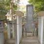 堀田正睦の墓