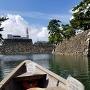 舟からの高松城