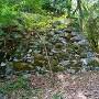 出丸跡石垣