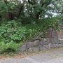 本町橋付近の石垣