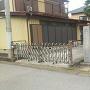 桜門跡の石碑(36.191846,139.696108)