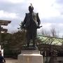 豊国神社の秀吉像