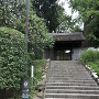 戸定が丘歴史公園入口