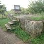本丸茶壺櫓櫓台