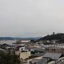平戸城遠景