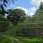 多段型の石垣