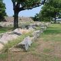 石垣の保管
