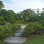 披雲閣庭園