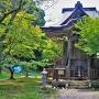 感応殿(東側)