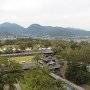 宇土櫓と加藤神社