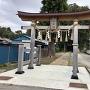 八剣神社 入口
