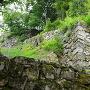 のぼり石垣