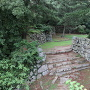 北御多門付近の石垣