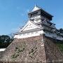 小倉城の天守