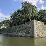 戊亥櫓跡石垣