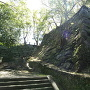 城山の石垣