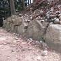 曲輪Ⅰ石垣